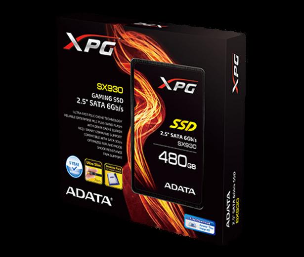 ADATA SX930 packaging