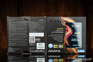 Adata XPG SX930 Packaging Front and Back