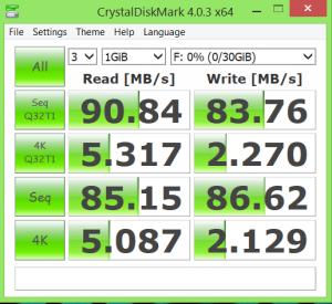 Samsung Pro Plus 32GB mSDHC Card CDM