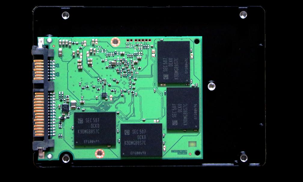 Samsung Pro and EVO 2TB SSD Mini PCB 4TBCapable