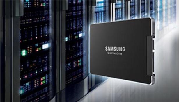 Samsung datacenter SSDs