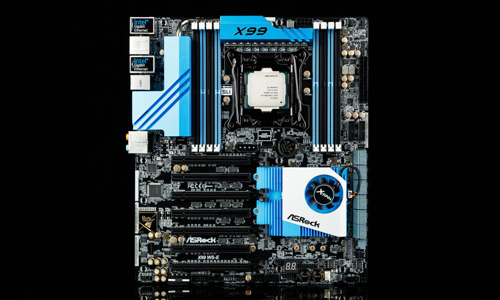 X99 UEFI Motherboard