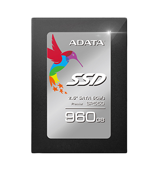 ADATA SP550 front view