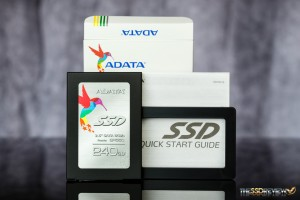 Adata Premier SP550 240GB Accessories