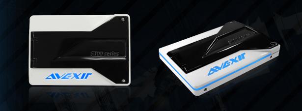Avexir SSD duo banner