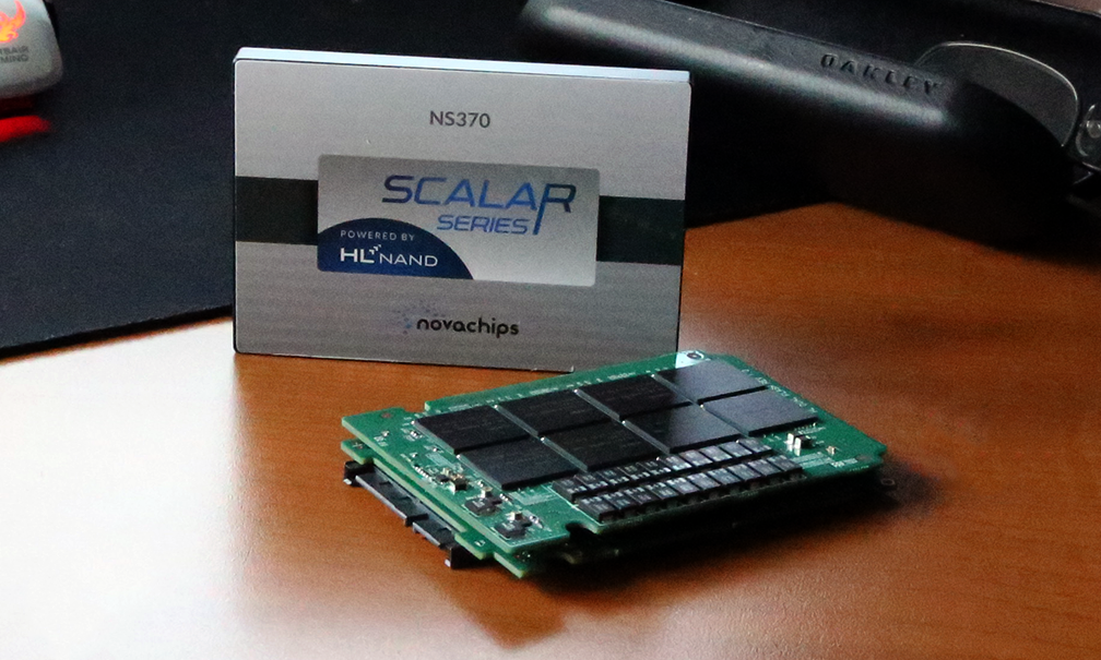 Novachips 8TB Scalar SSD