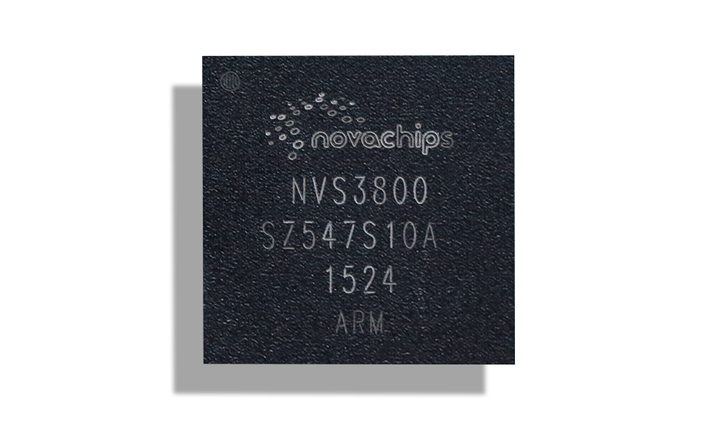 Novachips NVs3800 Flash Storage Processor