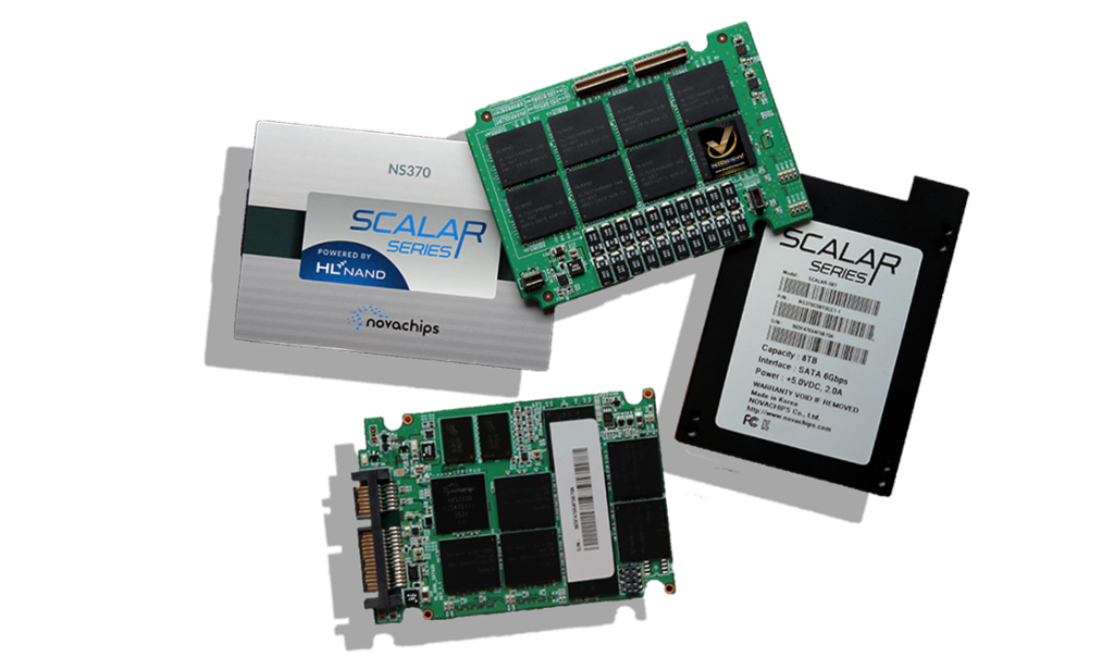 Novachips Scalar 8TB SSD Disassembled WM
