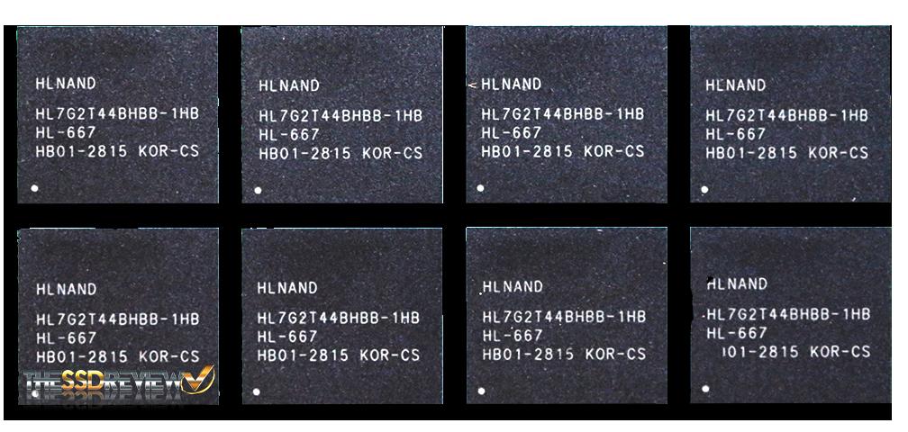 Novachips Scalar 8TB SSD HLNAND Memory WM