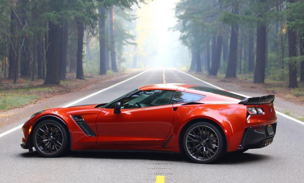 ALLFLASH Corvette Z06 in Oregon!