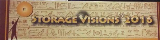 Storage Visions 2016 banner