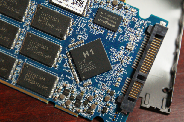 Sony SSD PCB DIYPC-HK