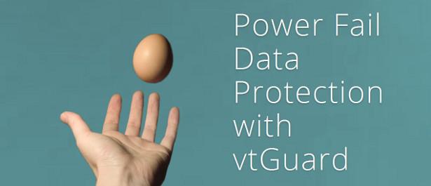 Virtium vtGuard banner