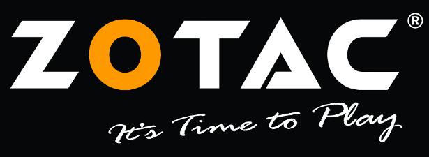 ZOTAC logo dark