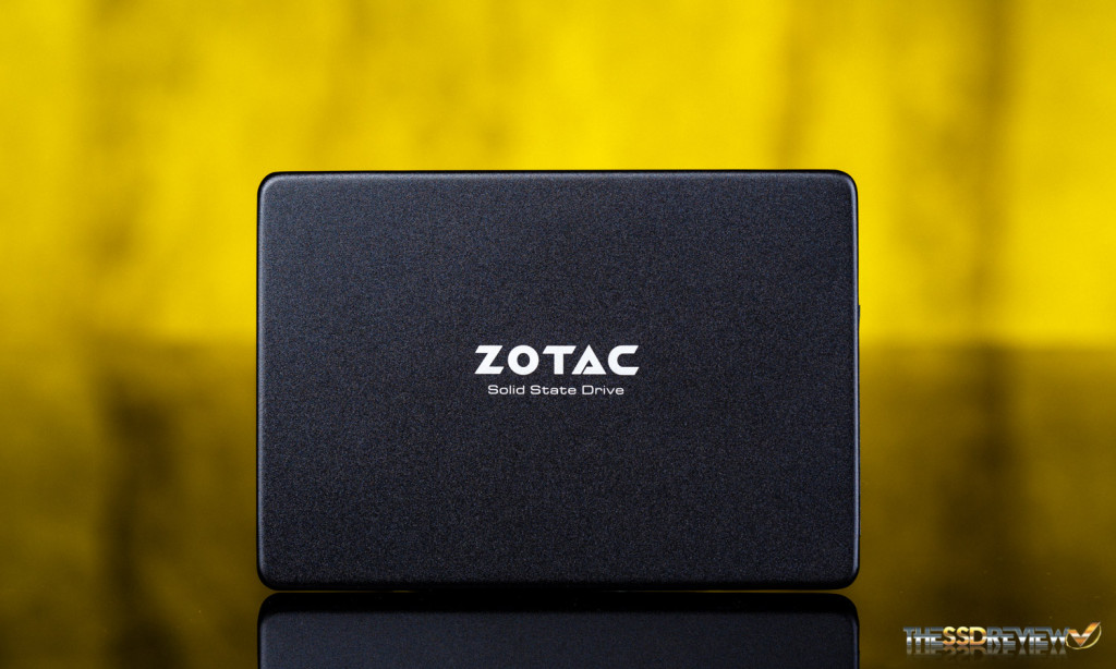 Zotac Premium Edition SSD 480GB Main