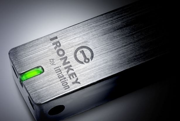 iron key USB