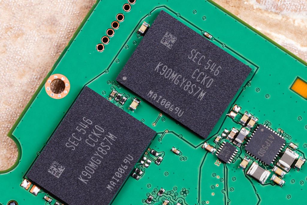 Samsung 850 EVO V2 NAND