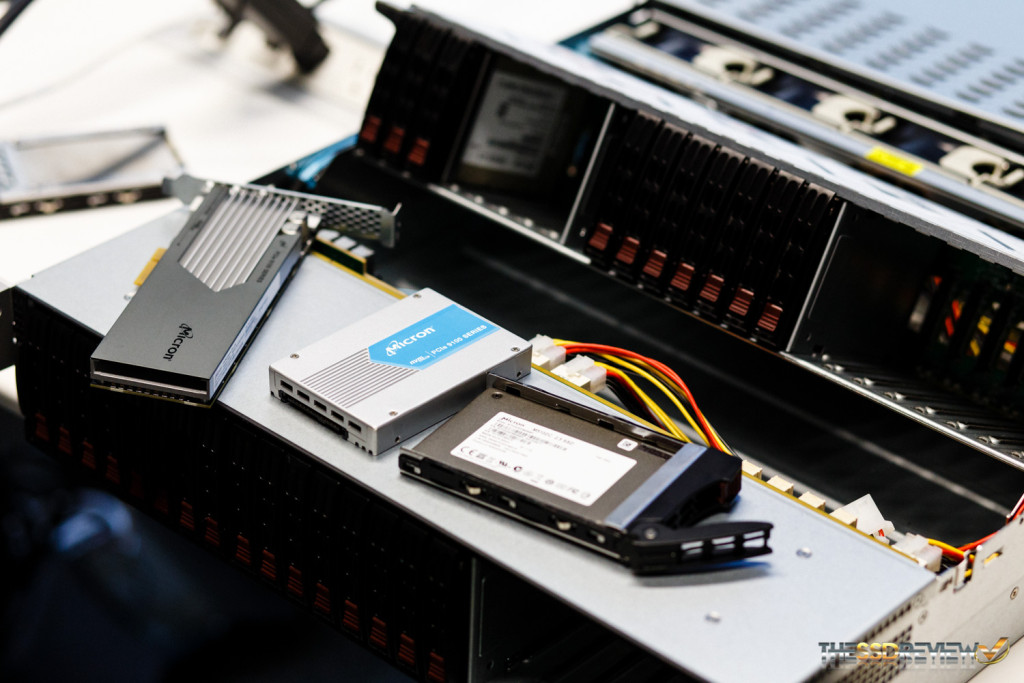 Micron Accelerated Solutions Server SSDs