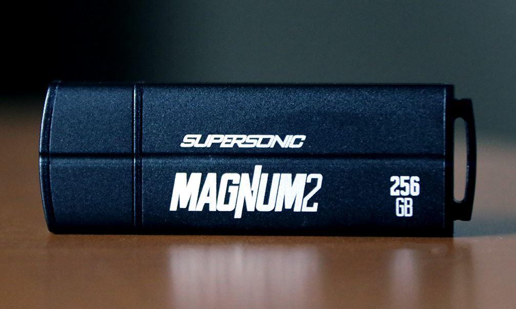 Patriot Supersonic Magnum2 USB 3.1 256GB Flash Drive