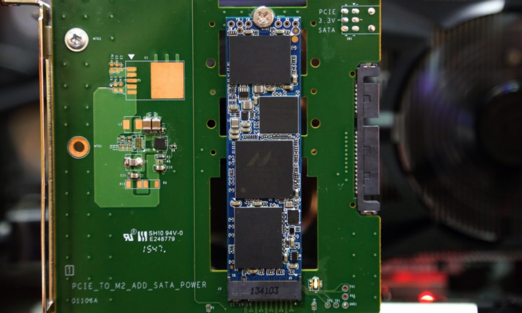 ADATA Marvel NVMe Enterprise SSD