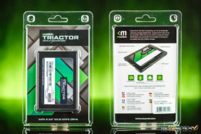 Mushkin Triactor SSD Packaging