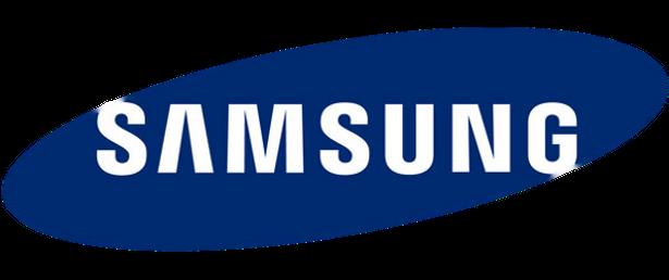 Sasmung logo clear background