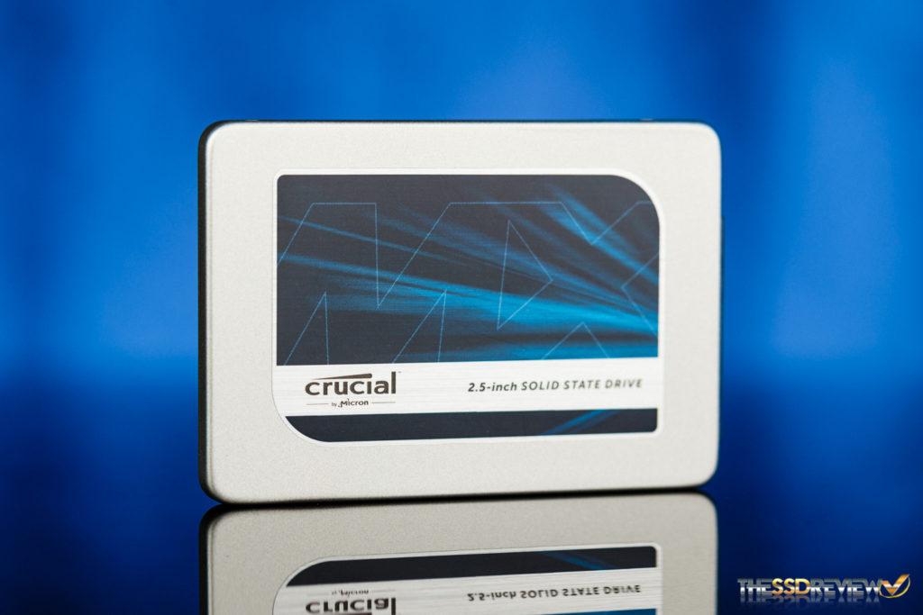 Crucial MX300 750GB Limted Edition Main
