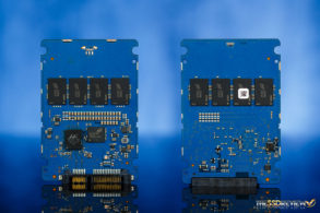 Crucial MX300 750GB Limted Edition PCB Front and Back