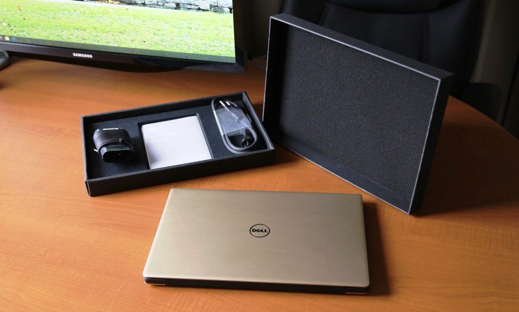 Dell XPS 13 9350 Contents