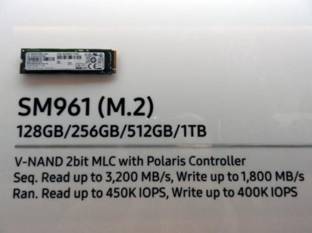 SM961 pcper