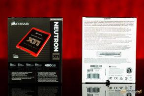 Corsair Neutron XTi 480GB Package