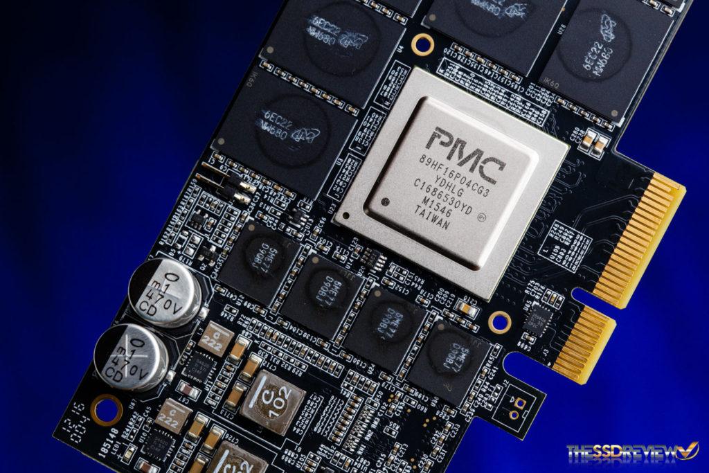 Micron 9100 MAX 2.4TB Controller
