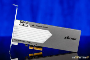 Micron 9100 MAX 2.4TB Front