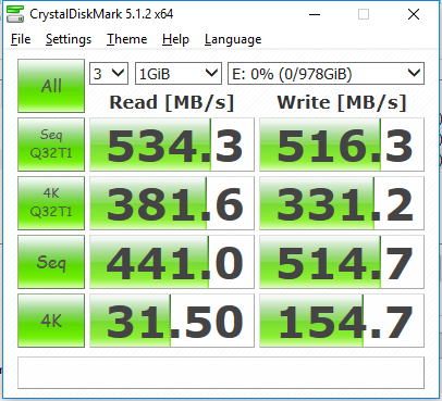 1TB Crucial MX300 cdm
