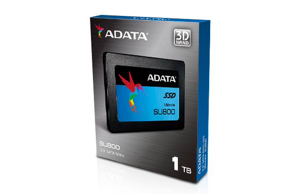 ADATA SU800 SSD 1TB retail package