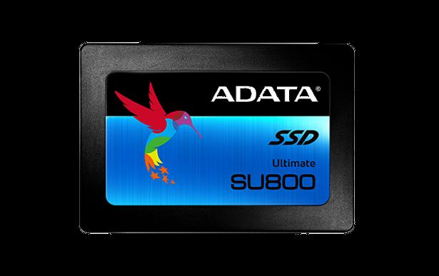 ADATA SU800 SSD front view