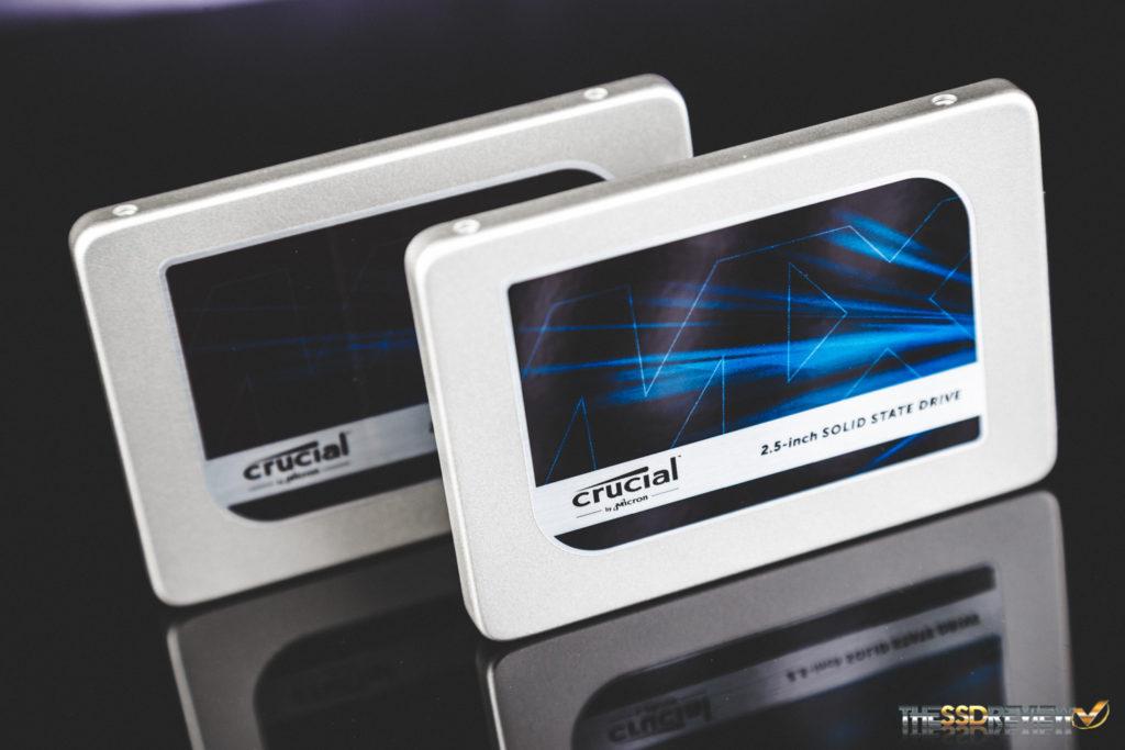 Crucial MX300 1050GB RAID 0 Final