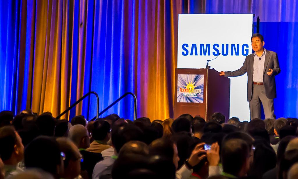 Samsung Keynote FMS 2016