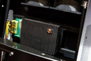 Liqid Booth FMS 2016 U.2 NVMe SSD
