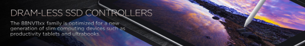 Marvell controller banner