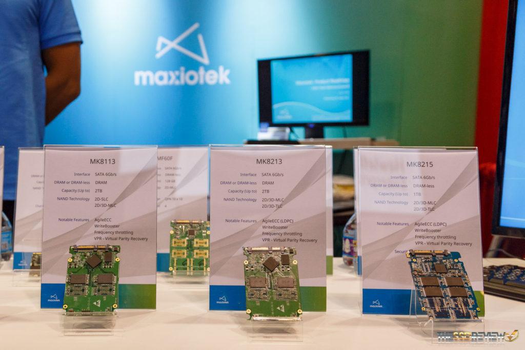 Maxiotek Booth FMS 2016 Asian Controllers