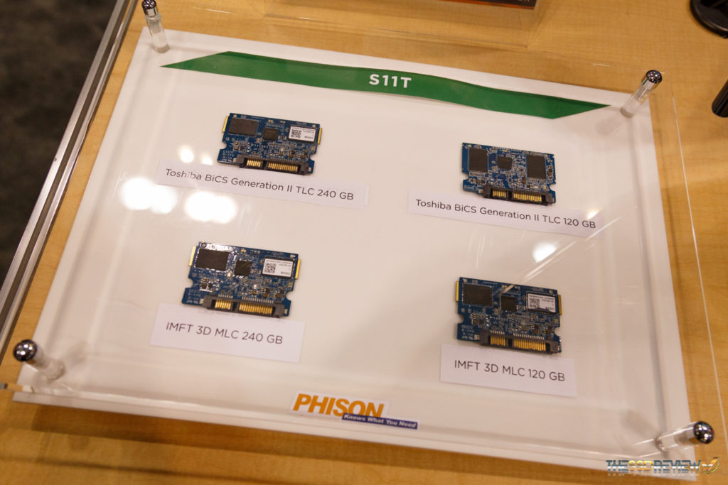 Phison Booth FMS 2016 S11T