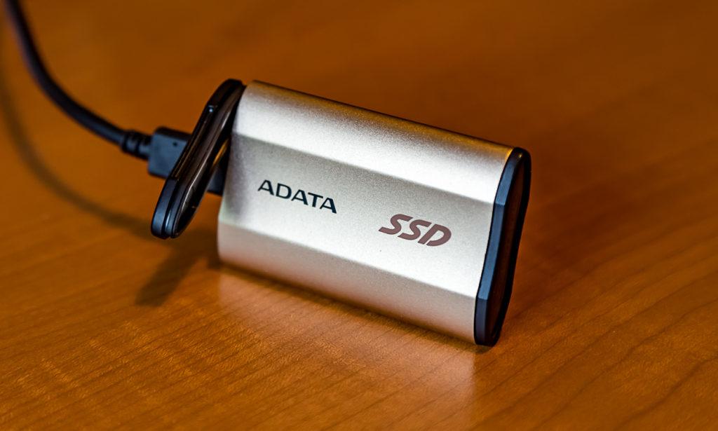ADATA SE730 USB Type-C External SSD