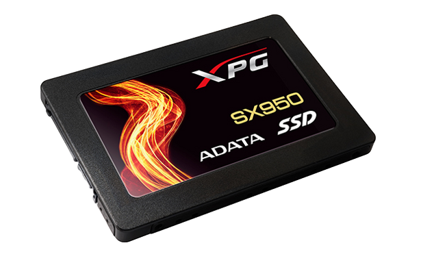 ADATA SX950 angled
