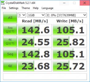 Apricorn Aegis Secure key 3z 8GB Test 4
