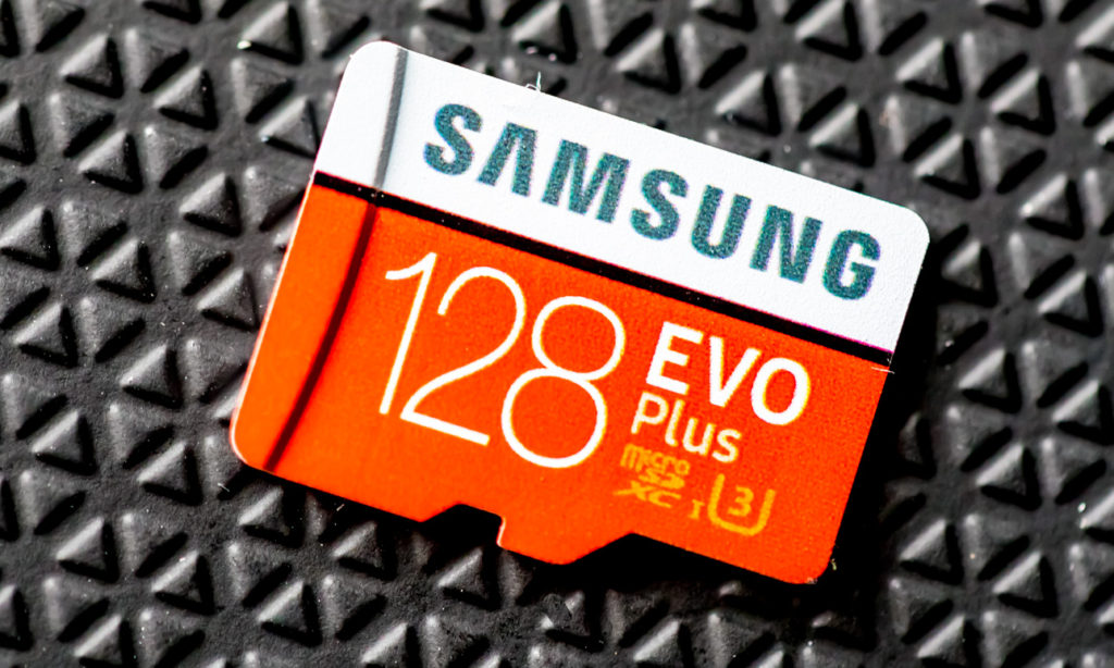 Samsung 128GB EVO Plus SDXC Card