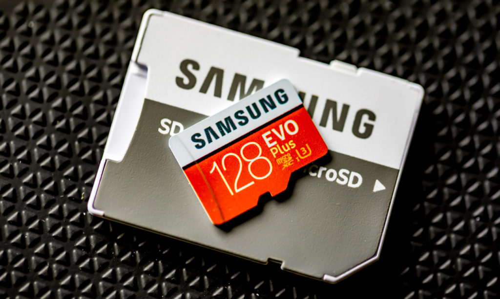 Samsung EVO Plus 128GB SDXC Card