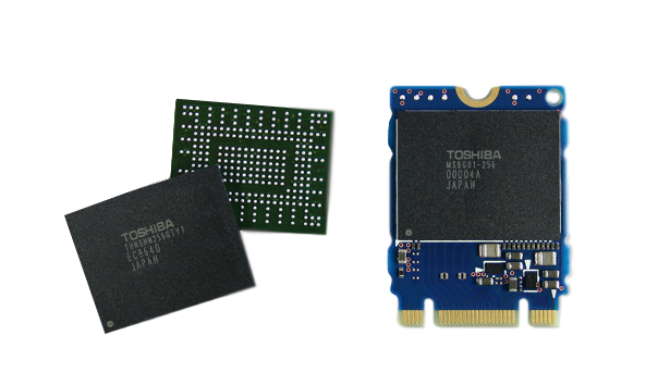 Toshiba BG series SSD final