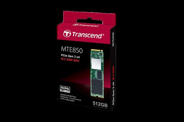 Transcend MTE850 retail pkg