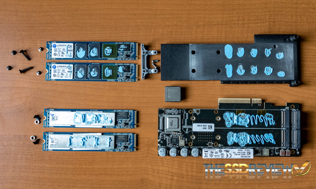 Kingston DCP1000 Disassembled